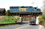 CSX 4441 The Freehold Secondary